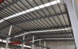 El marco prefabricado de la luz del palmo grande acanaló la vertiente del acero