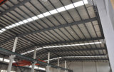 Prefabricated 큰 경간 빛 프레임에 의하여 주름을 잡는 강철 헛간