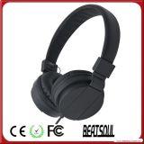 Fördernder verdrahteter faltbarer Computer-Kopfhörer-Stereolithographie-Kopfhörer