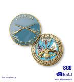 Pièces de monnaie personnalisées d'aviateur des Etats-Unis de souvenir en métal pour la récompense (MC-023)