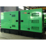 Yuchai Powered 50Hz 400kVA Soundproof Diesel Generator Set