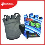 Silicon Grip를 가진 싼 Outdoor Fitness Kids Cycling Glove Hand Protect