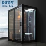 Quarto seco de Wet Steam Shower com Sauna Enclosure
