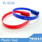 Joints en plastique de faible puissance de sécurité de longueur fixe (YL-S210)