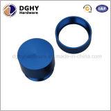 Kundenspezifisches CNC-Maschinerie-Teil gebildet von der kupfernen Aluminiumlegierung rostfrei und Kohlenstoffstahl-vom maschinell bearbeitenteil CNC-drehenteil hergestellt in China