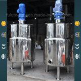 potenciômetro de mistura do aquecimento 1000L eléctrico e a vapor