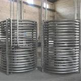 Tubo saldato della bobina dell'acciaio inossidabile