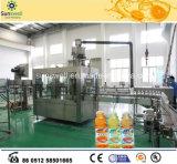 Glas abgefüllte Fruchtsaft-Füllmaschine-/Saft-füllende Zeile