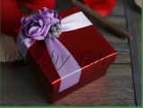 Het Huwelijk van de luxe keurt Doos van de Gift van de Douane van de Decoratie van het Huwelijk van de Doos de Kleine voor Gasten goed