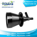 Doppeltes Magnifacation Objektiv mit Bi-Telecentric für Elektronik