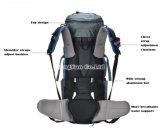 Sac campant de trekking extérieur, sac campant en nylon en gros