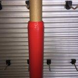 Espesor del rojo 0.12m m de Rolls del registro del PVC