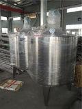 aquecimento do mel 4000L e preço de mistura do tanque