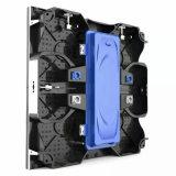 P1.923 P2.5 P3 모듈 Renta 단계 스크린 알루미늄 내각 발광 다이오드 표시 위원회
