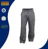 卸し売り綿の8つのポケットが付いている耐火性のマッチメンズ貨物作業ズボン