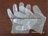 Mittlere Größe Wegwerf-PET Handschuhe