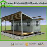 Camera domestica prefabbricata d'acciaio del contenitore della baracca di Matel