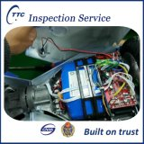 Service électrique et électronique d'inspection de marchandises en Chine