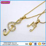 Halsband de Van uitstekende kwaliteit van de Juwelen van de Manier van de douane met Cristal # 17609