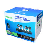 熱い販売1080P Poe 4CH CCTVのカメラのホームセキュリティーシステム