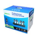 Sistemi di obbligazione domestica caldi della macchina fotografica del IP del CCTV di vendita 1080P Poe 4CH