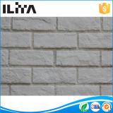 Zuivere Witte Kunstmatige Steen voor de Bekleding van de Muur