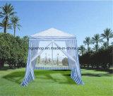 Sombrilla revestida del encerado de la impresión del encerado del encerado del PVC (1000dx1000d 12X12 610g)