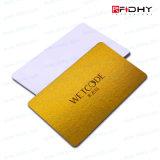 Cartão Printable do PVC Cr80/cartão Printable da listra magnética/cartão plástico Printable