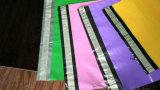 Мешок упаковки пластичного цвета почтовый с уплотнением прилипателя мычки