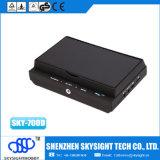 Monitor con DVR, receptor de la pulgada TFT LCD de Sky-700d 7 de diversidad sin hilos 5.8GHz