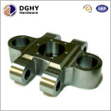 Peças feitas à máquina CNC inoxidáveis de alumínio feitas sob encomenda do aço da elevada precisão