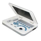 O Ce certificou o varredor da máquina do ultra-som de Digitas do Portable/portátil com ponta de prova convexa Rus-9000f2-Maggie