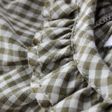 100%年の綿の夏の衣類の女の子の服