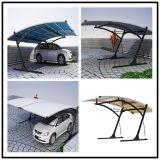 Dach-Material-Membranen-Autoparkplatz