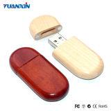 Förderung Wooden USB Drive mit Your Logo Printed