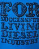 Синь с тенниской людей лета сбывания задней шеи хлопка печатание экрана изготовленный на заказ круглой горячей