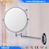 Miroir en laiton de mur en gros de salle de bains rasant le miroir d'agrandissement