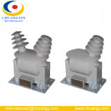 VT Single Palo pinta o Voltage Transformer (0.2/6P) di Fase-Earth di 17.5kv Dry Type Outdoor per Switchgear