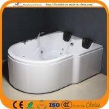 Double baignoire acrylique de massage de jacuzzi de personnes (CL-325)