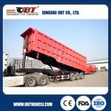 3axles Tipper Semi-Trailer Front Lifting Dump Semi Trailer