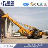 Plataforma de perforación rotatoria hidráulica de Hf856A para la venta
