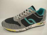 2016の新しい編む運動靴の女性のスポーツの靴