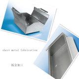 CNC do preço de fábrica que faz à máquina a fabricação de metal da folha da precisão do OEM (GL012)