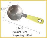 Conjunto del International de la actualización de 4 cucharas dosificadoras del acero inoxidable