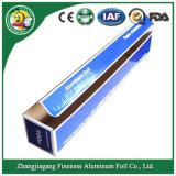 Papel de papel de aluminio del papel de aluminio del envasado de alimentos del papel de aluminio del hogar del papel de aluminio