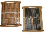 Het Dineren van het bamboe Mat/Bamboe Placemats