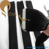 Do estilo extensão brasileira popular do cabelo humano do Virgin da fita melhor