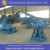 Gummikrume-Produktionszweig/der Reifen, der Kette/aufbereitet, bereiten Gummireifen-Maschine auf