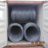 Vergella del materiale da costruzione per la fabbricazione del chiodo dell'illustrazione fredda (SAE1006 SAE1008)