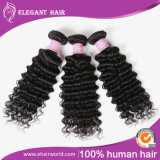 질 Free Style Human Hair Lace Closure Deep Curly 18inches
